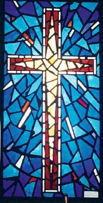 Stained glass windows affordable custom church designs for Stained glass window church