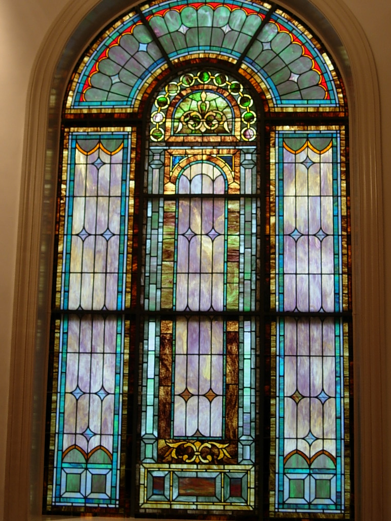 Church stained glass windows custom designs affordable for Custom design windows